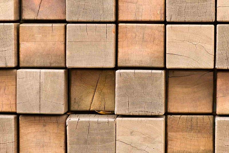 چوب مقاوم شده و آموزش ساخت اين چوب